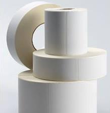 decal cuộn bế trắng